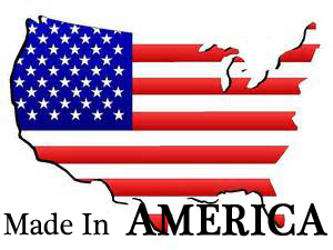 MAde in America Logo